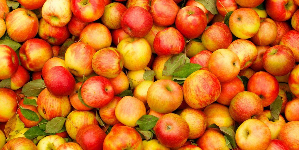 Санкционные яблоки