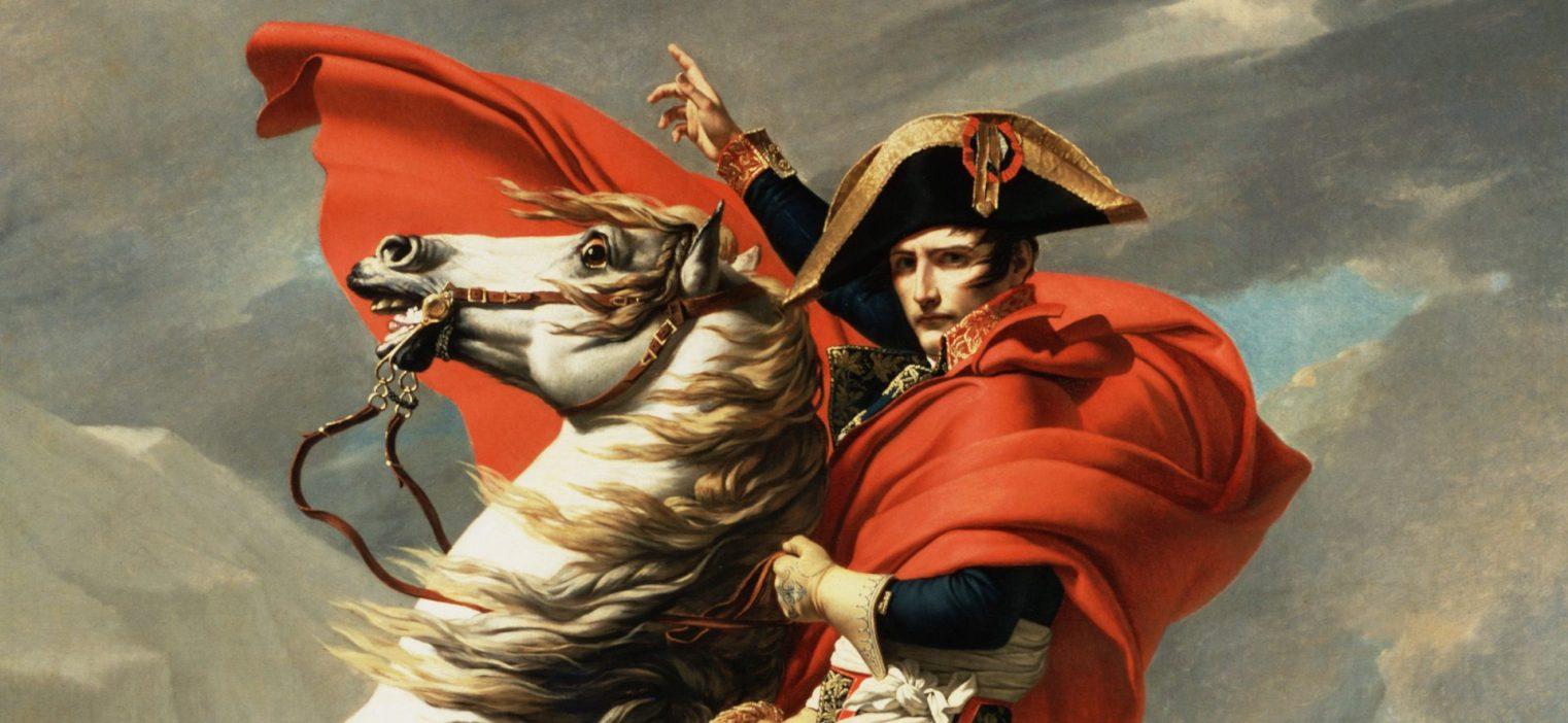 Наполеон проиграл французский язык
