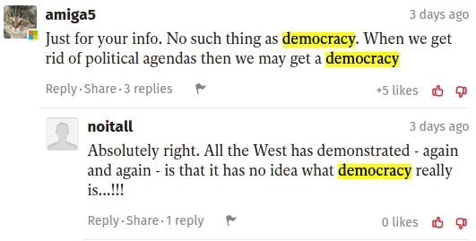 """Что такое """"демократия"""""""