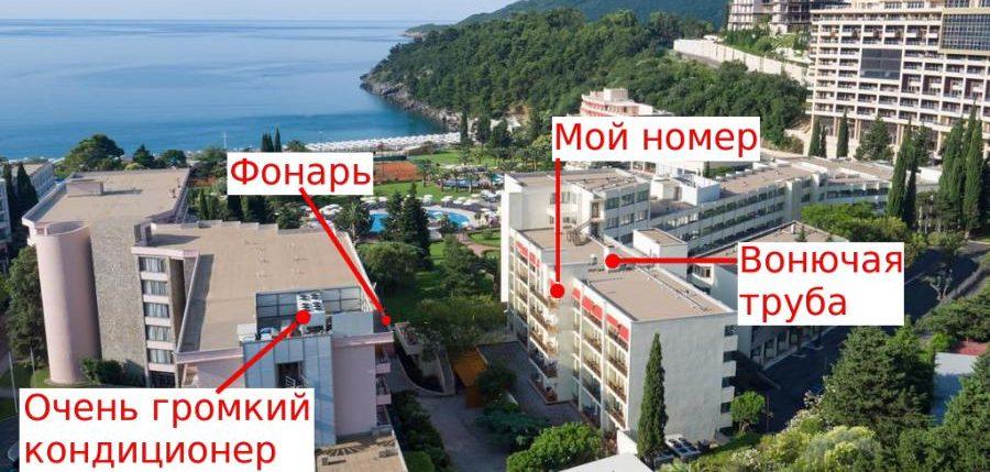Iberostar Bellevue - Черногория. Отзыв