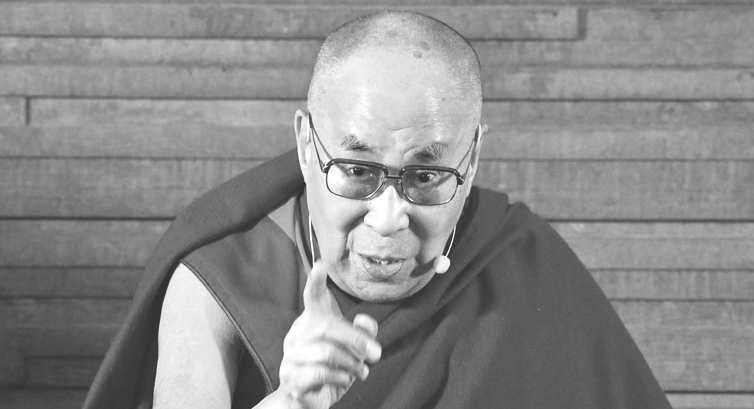 Далай-лама XIV попросил Россию быть Европой