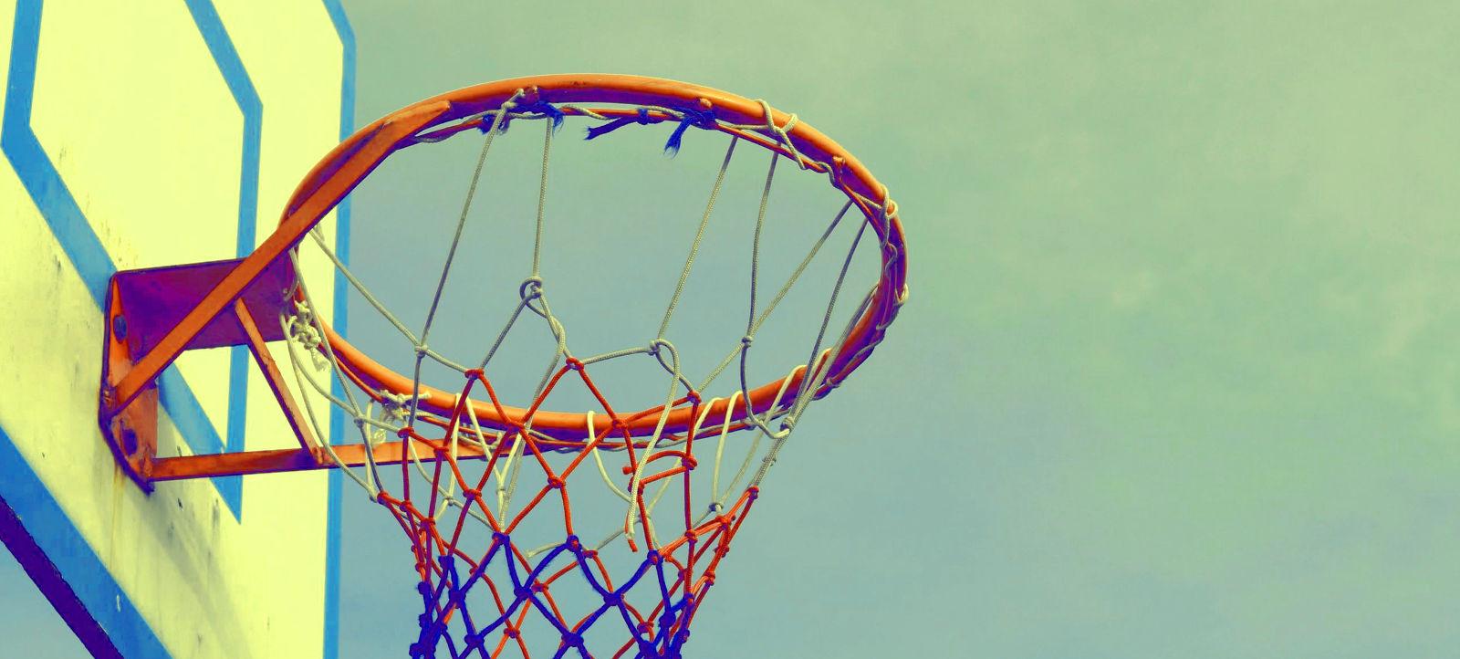 Баскетбольный мяч обои для рабочего стола